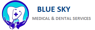 BLUE SKY MEDICAL & DENTAL SERVICES Logo